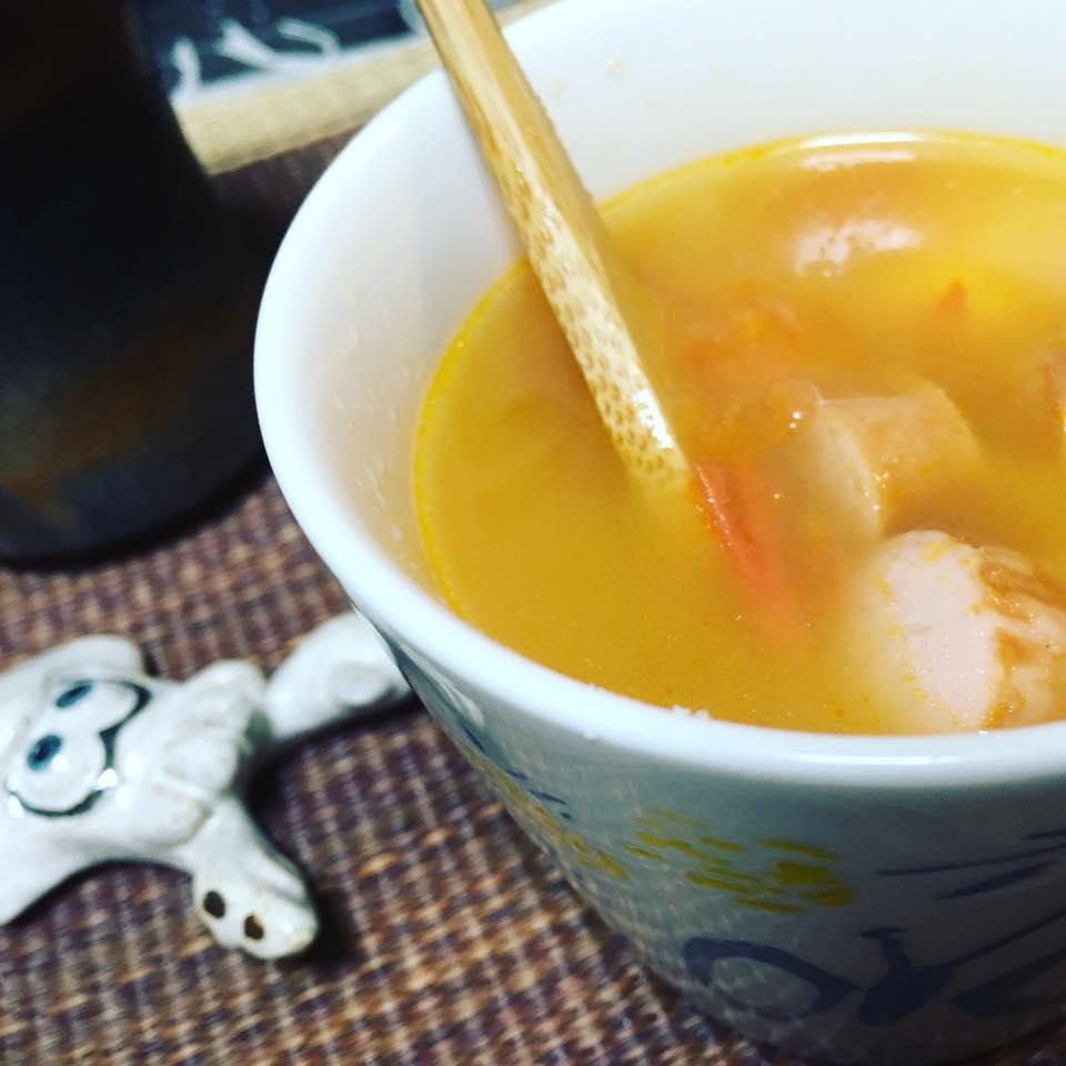 愉以スープ